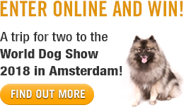 Win a Trip to the World Dog Show 2018!
